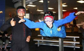 Up to 44% Off Indoor Skydiving, Surfing, & Rock Climbing