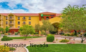One-Night Stay at Holiday Inn 1030 W Pioneer Blvd in Mesquite, NV (Up to $129 Value)